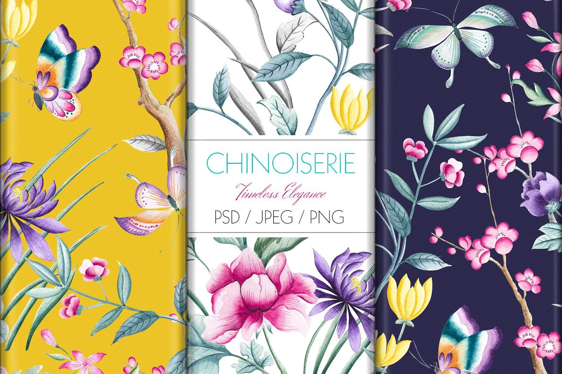 Chinoiserie example image 1