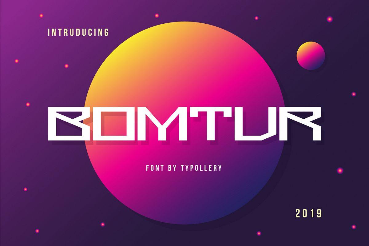 Bomtur example image 1