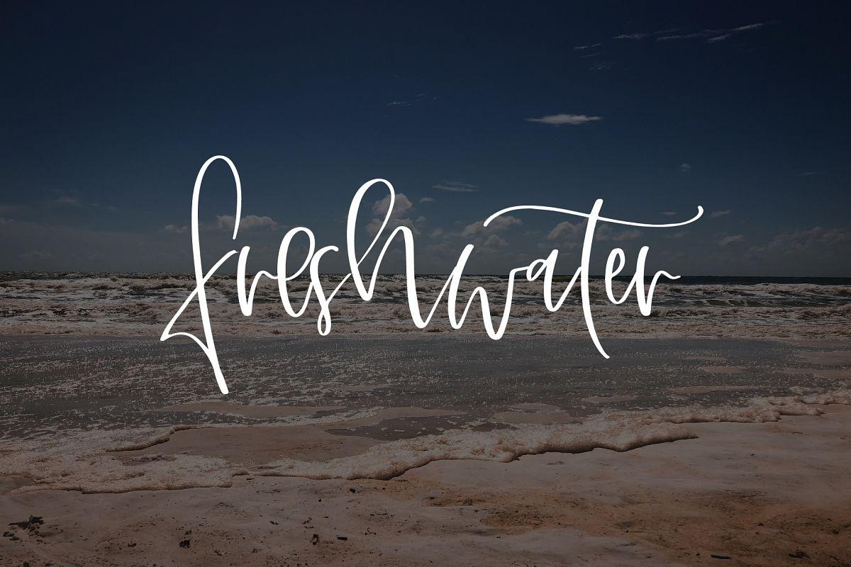 Freshwater example image 1