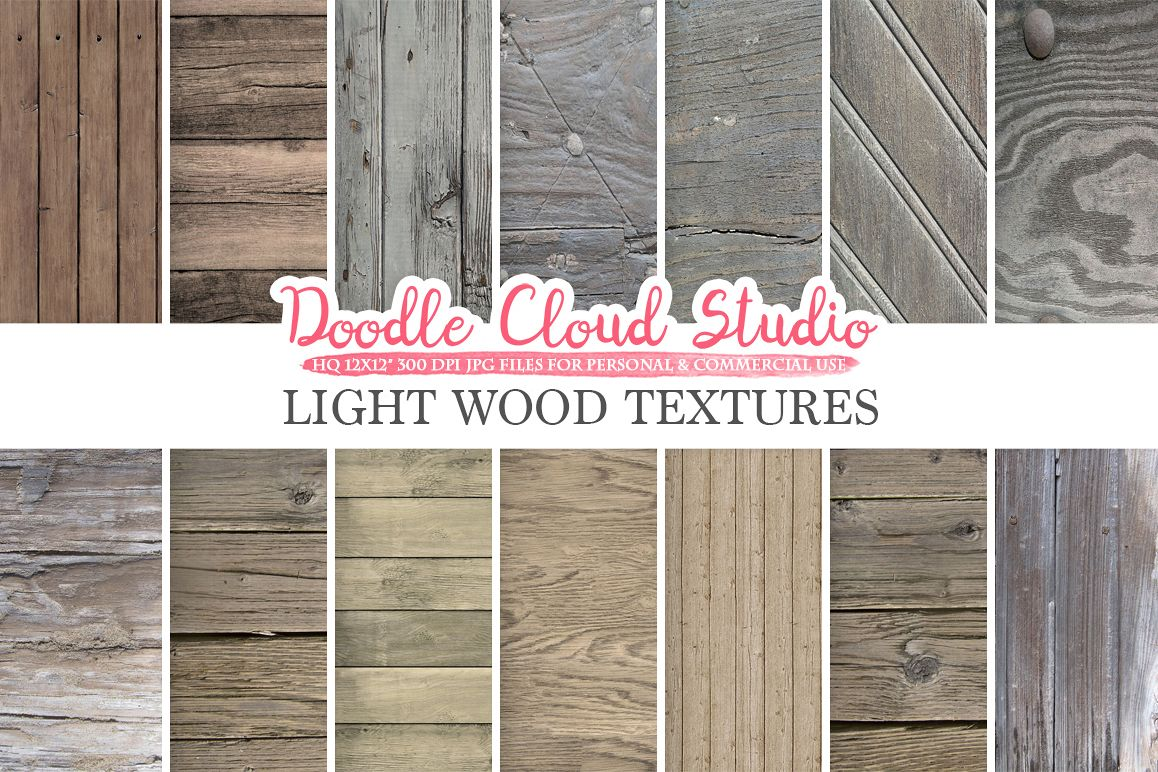 Light Wood digital paper, Shabby Old Wood, Distressed Wood Backgrounds, Real Rustic Wood textures Instant Download Personal & Commercial Use example image 1