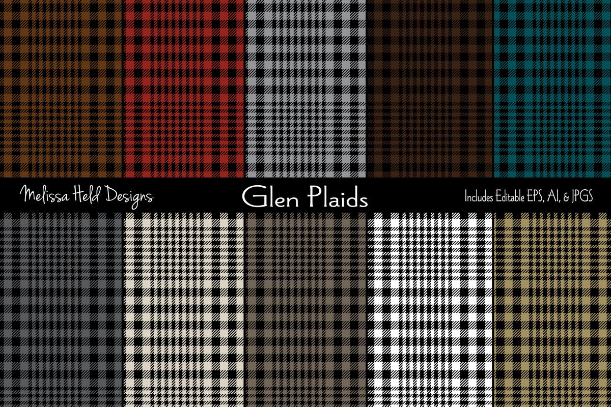 Glen Plaids example image 1