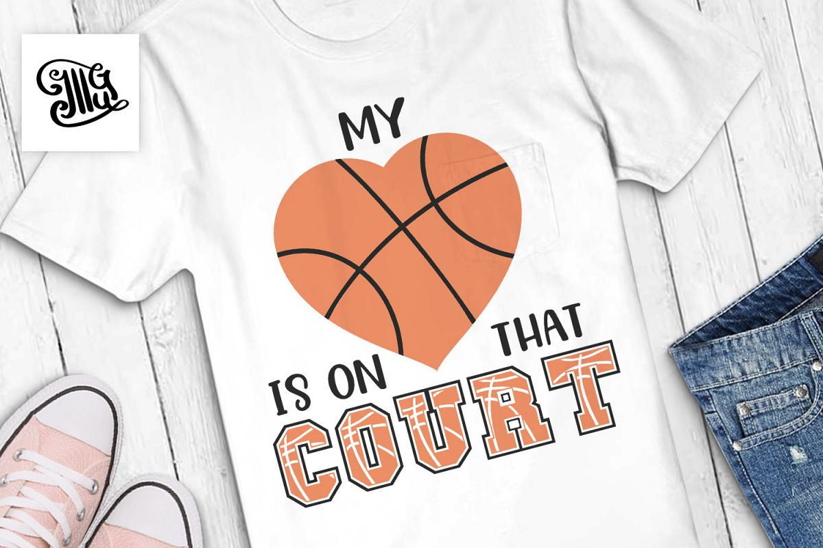 My heart is on that court example image 1