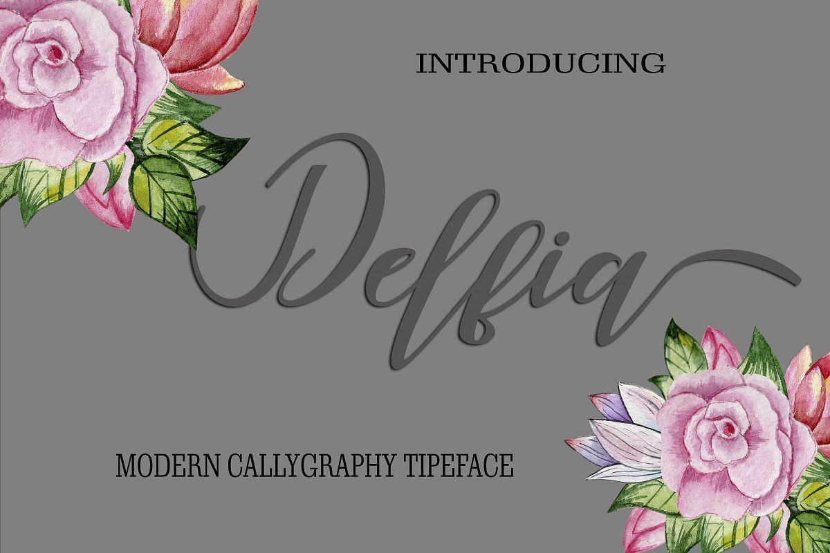 Delfia Scrip example image 1
