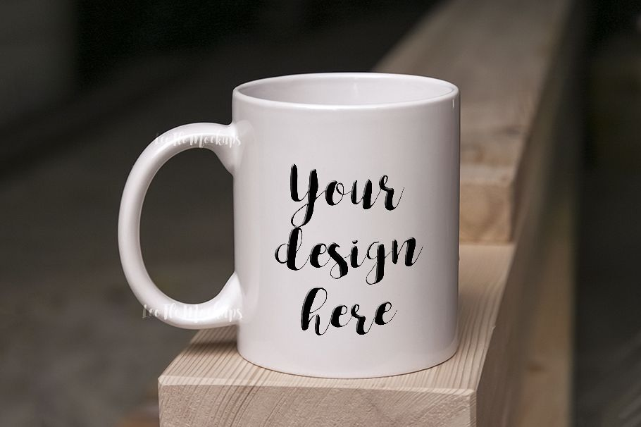 coffee mug mockup  cup mock up  mugs  templates  mockups  white mug mock ups  wood texture  psd