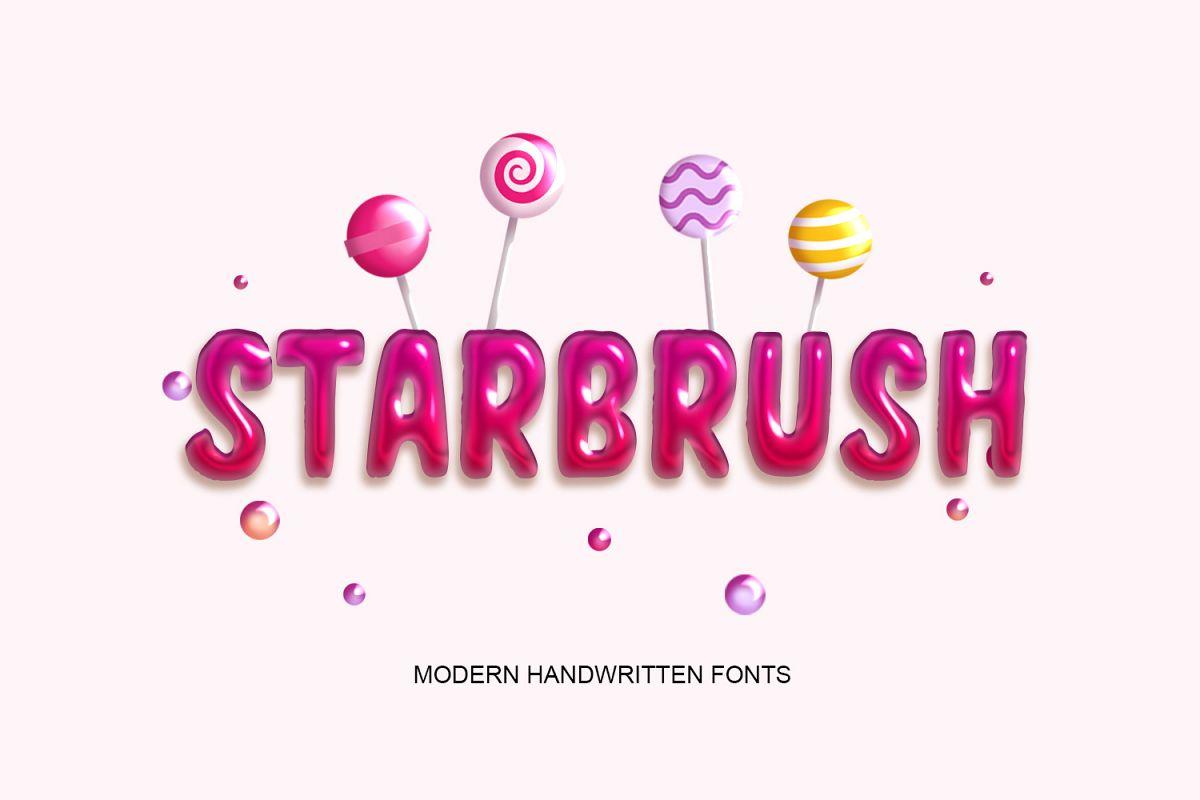 Starbrush example image 1