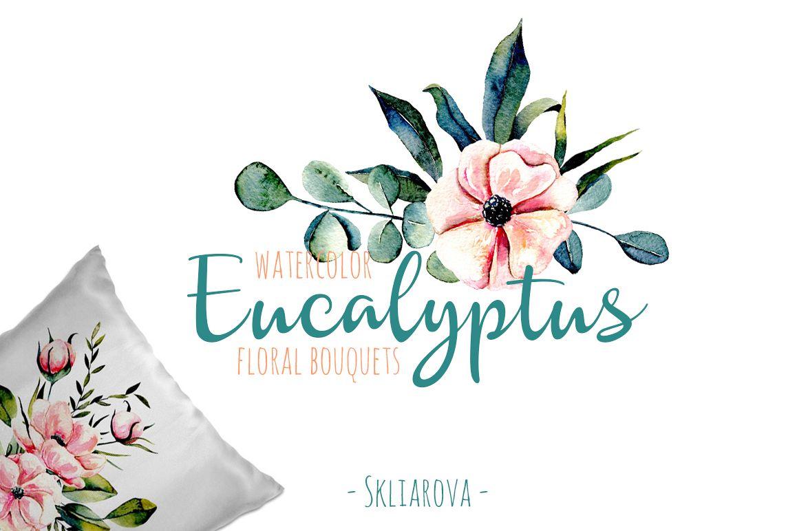 Eucalyptus bouquets example image 1