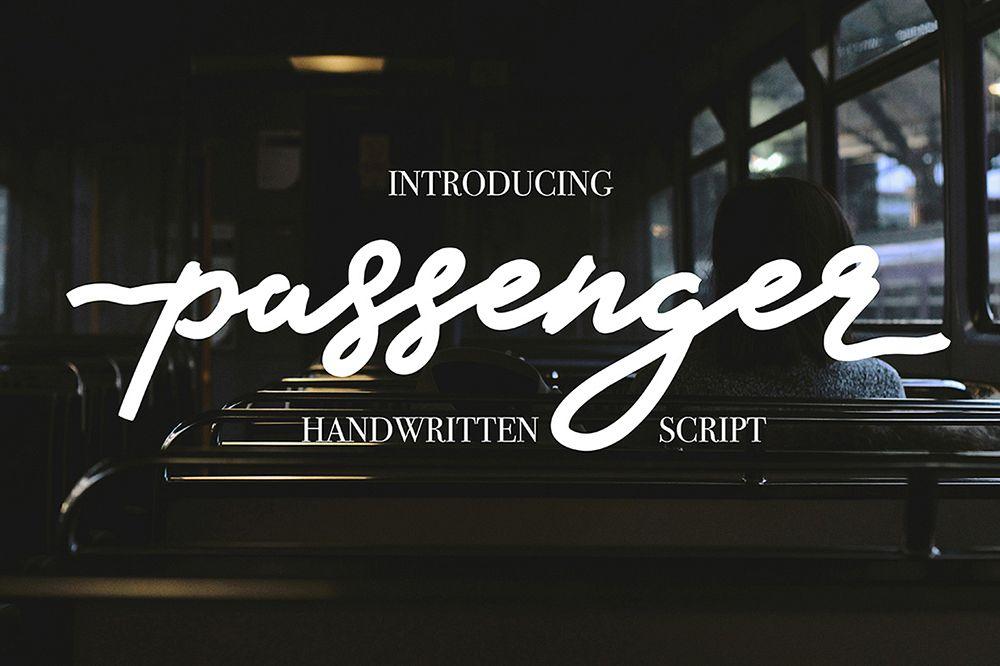 Passanger example image 1
