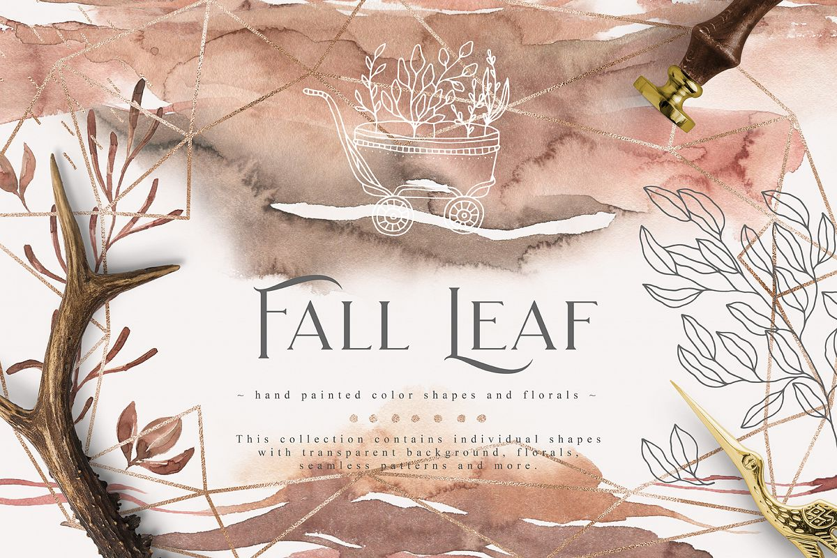 Fall Leaf Collection example image 1
