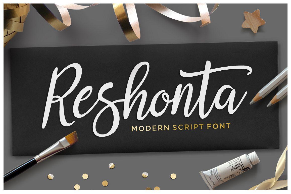 Reshonta Script example image 1