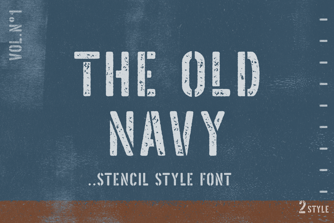 The Old Navy example image 1