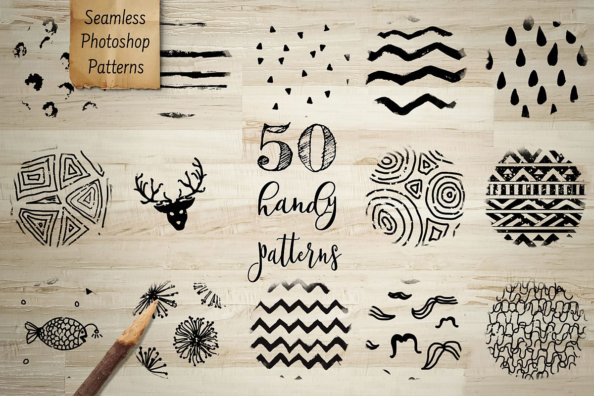 50 Handy Patterns example image 1