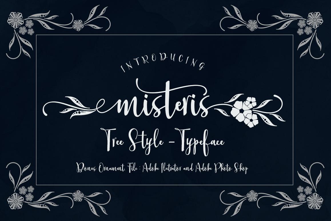 Misteris 3 StylesOrnmt example image 1
