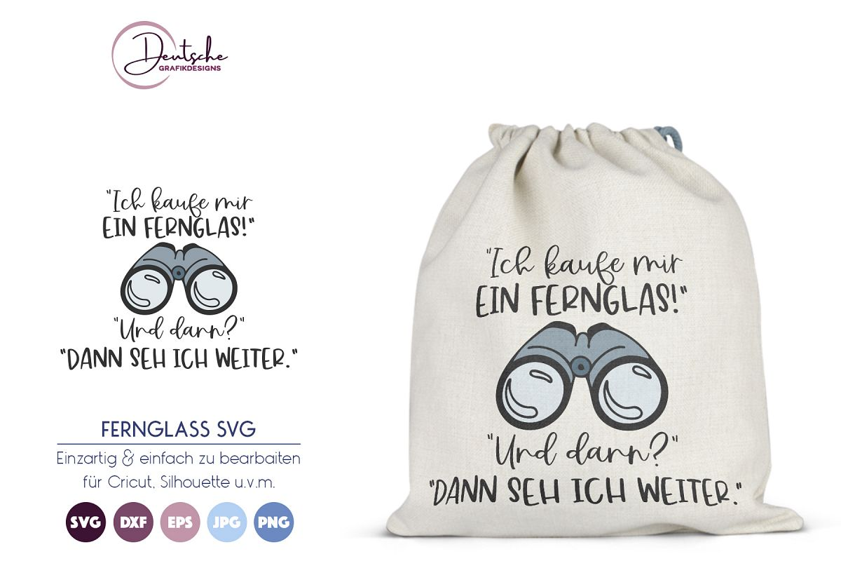 Fernglas SVG example image 1