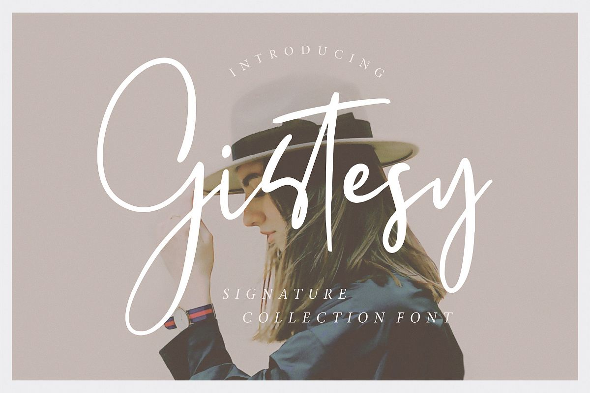 Gistesy Signature Collection example image 1