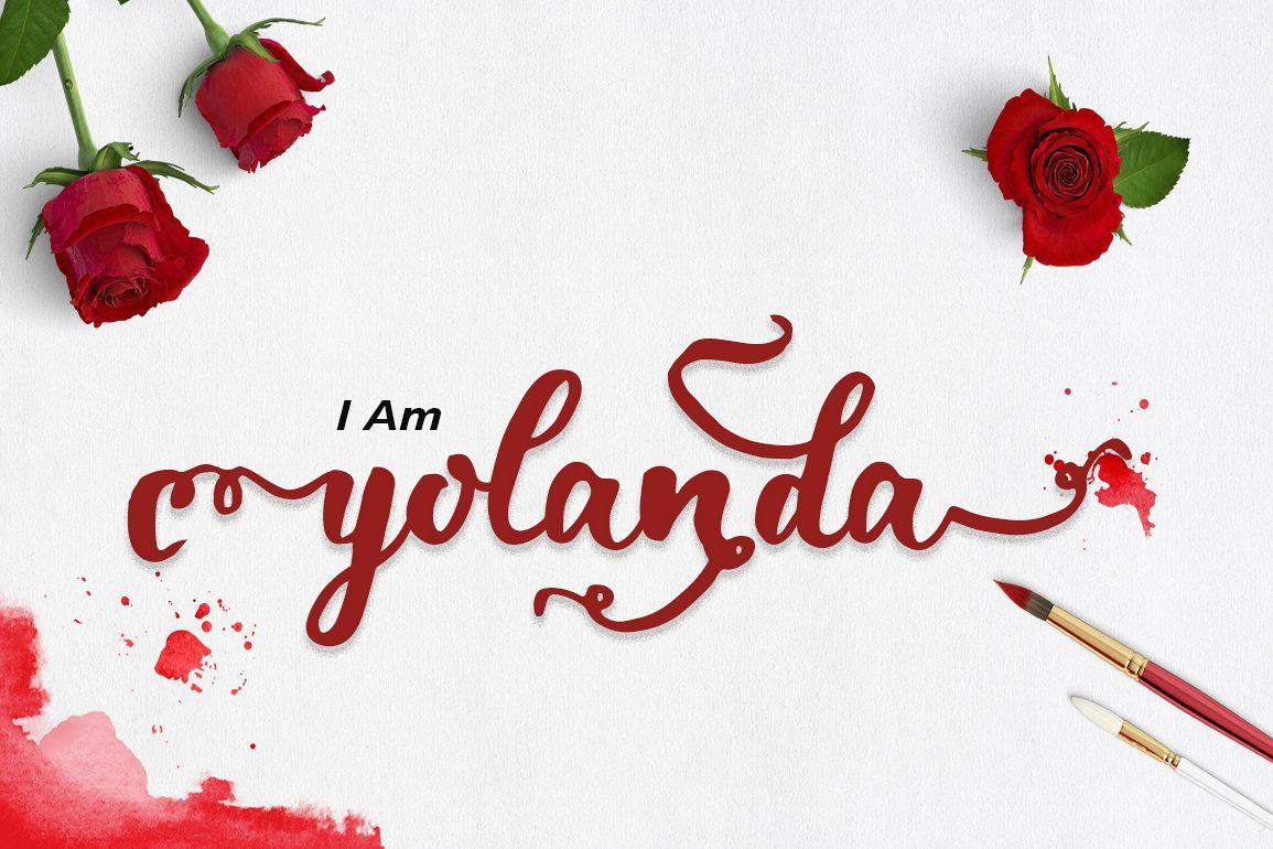 yolanda  example image 1