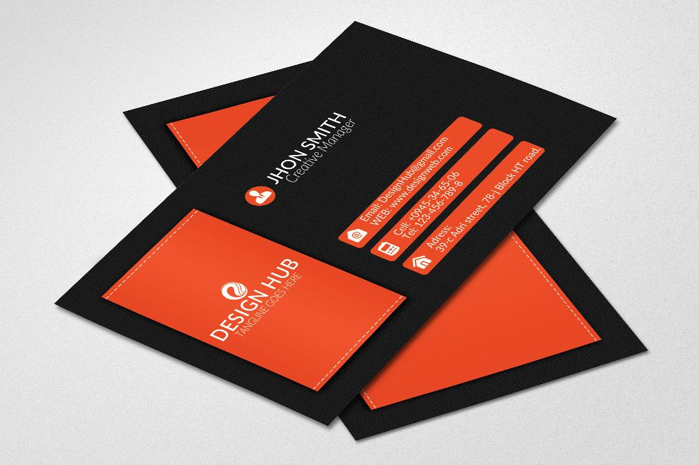 Pro Business Cards example image 1