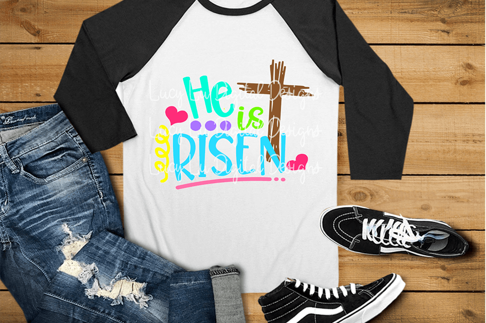 He Is Risen example image 1