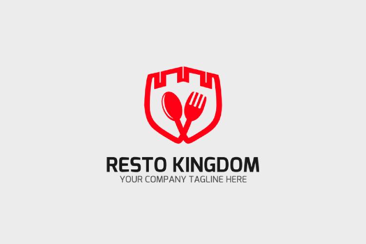 Restaurant Logo Template example image 1
