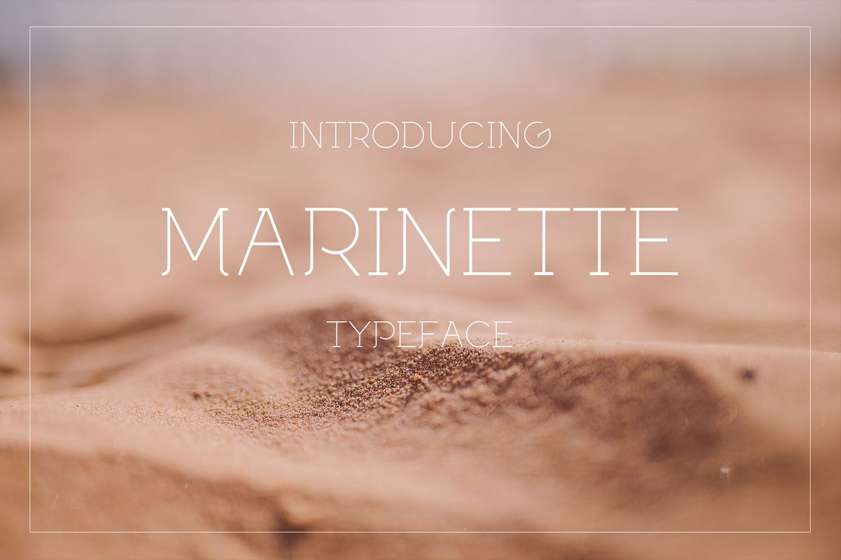 Marinette example image 1