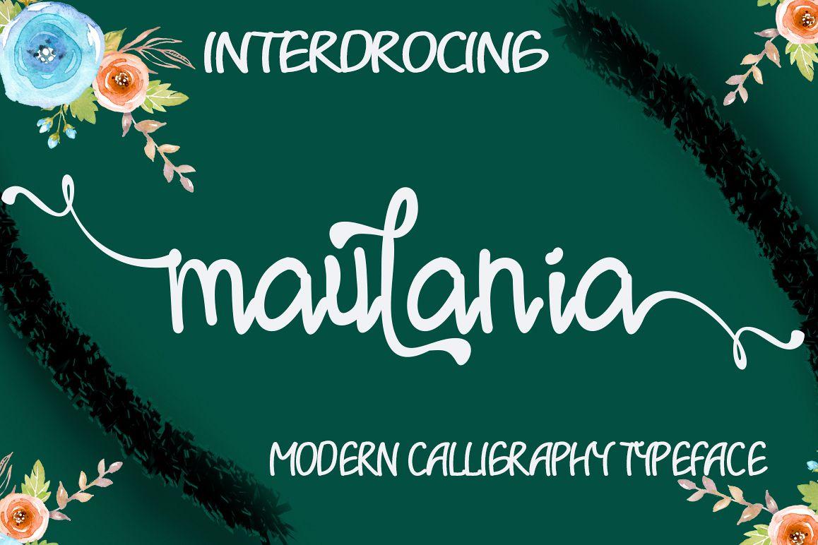 maulania example image 1