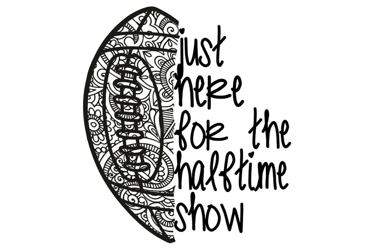 Halftime Show example image 1