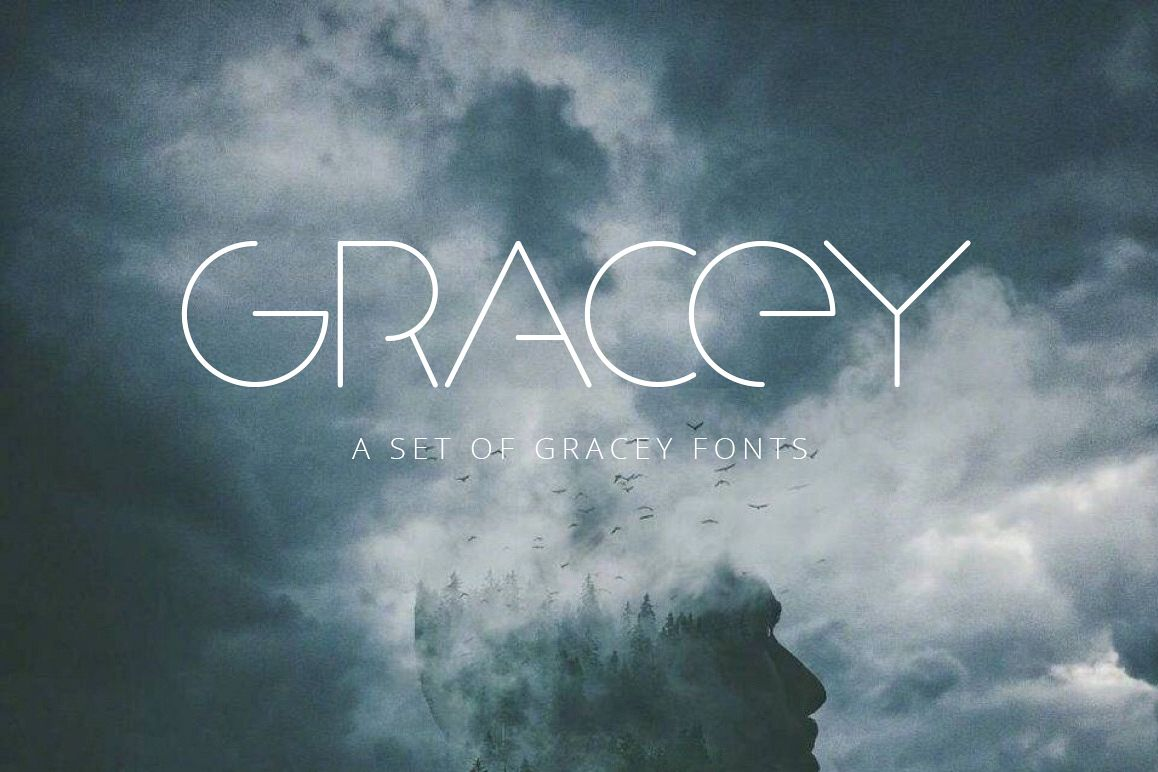 Gracey Font example image 1