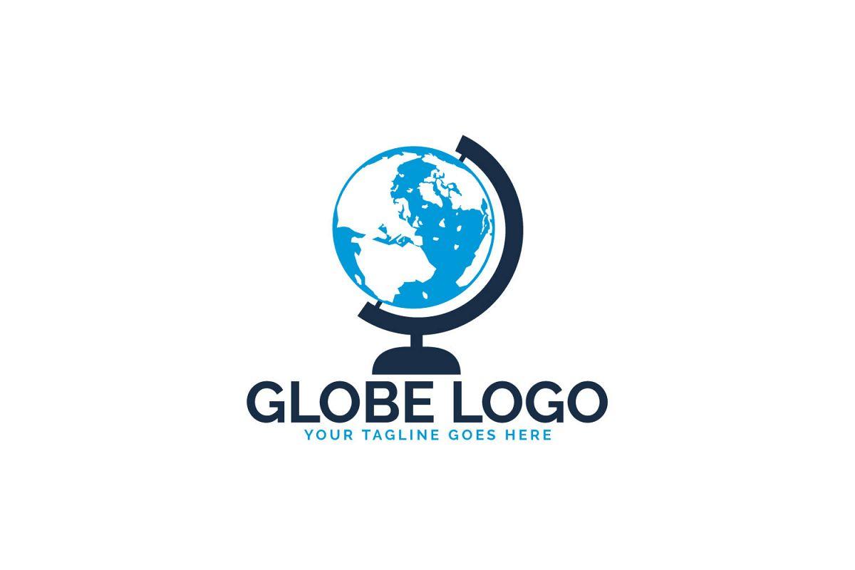 Globe Logo Design. example image 1