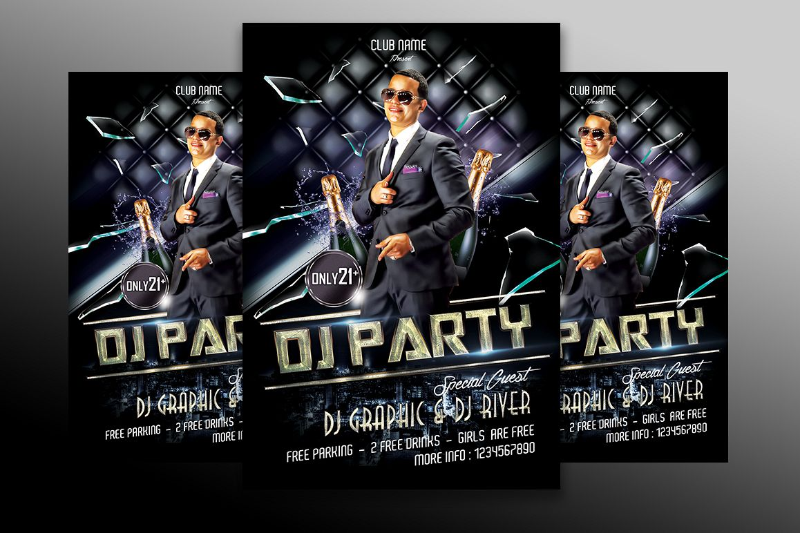 Dj Party example image 1