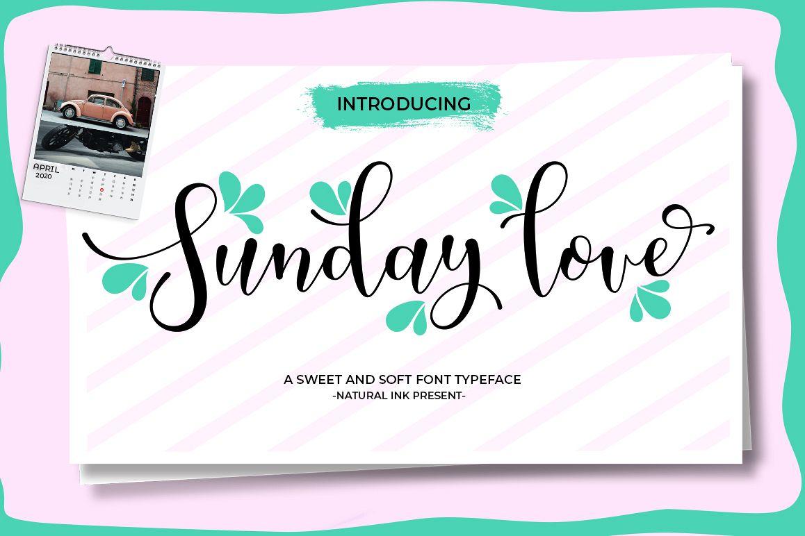 Sunday love example image 1
