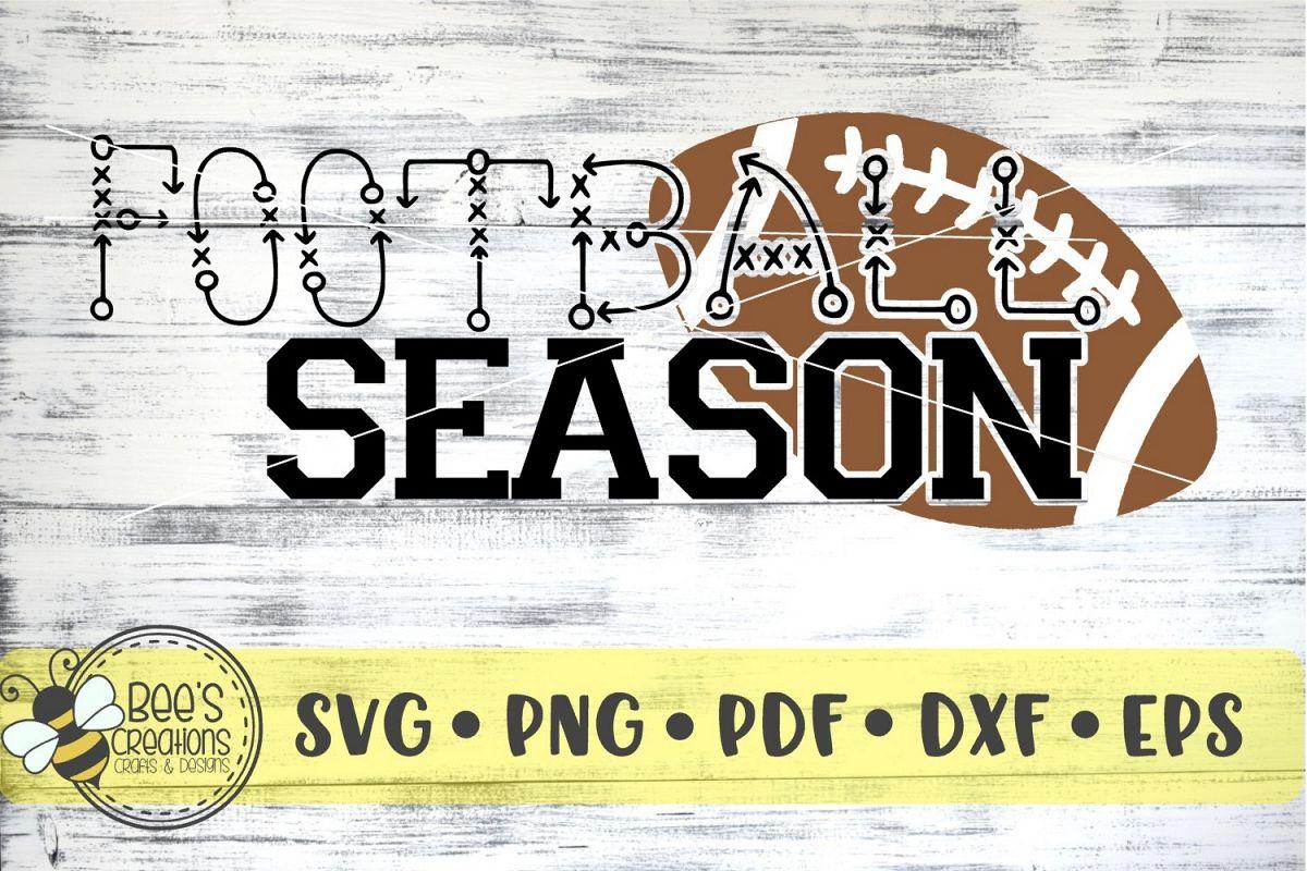 Football Season SVG example image 1