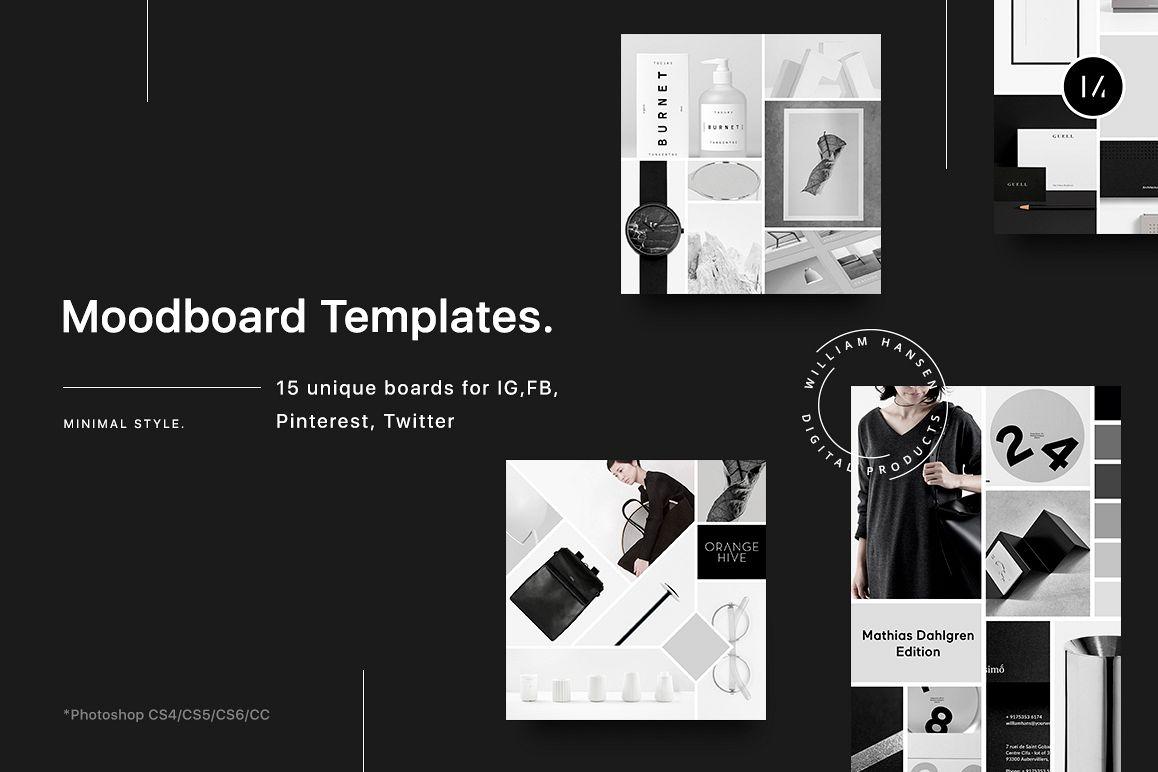mood board templates