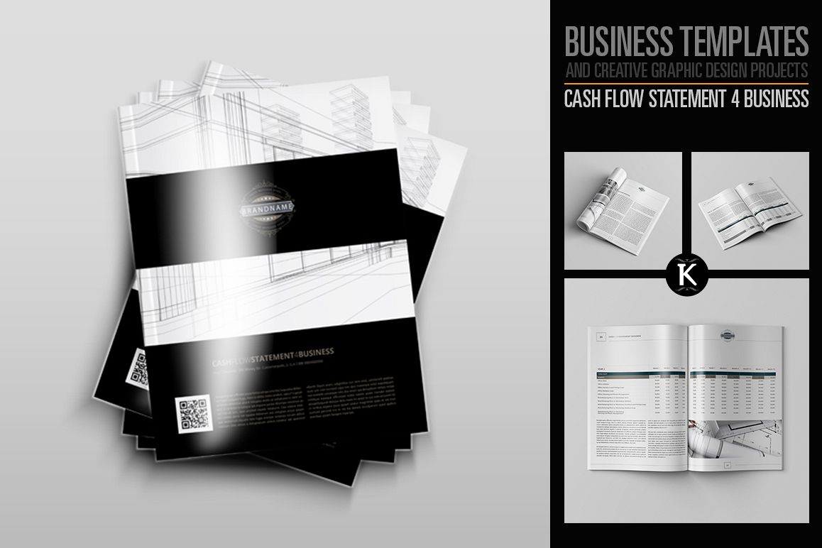 Cash Flow Statement 4 Business example image 1