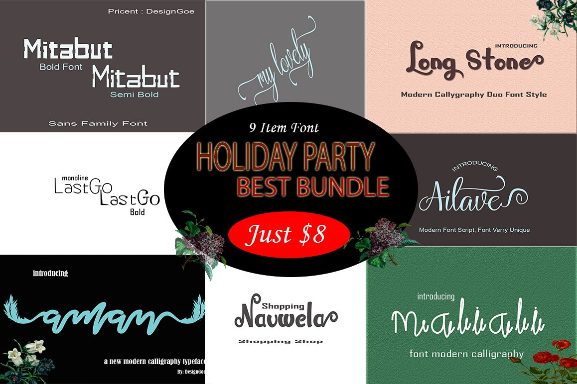 HOLIDAY BUNDLE example image 1