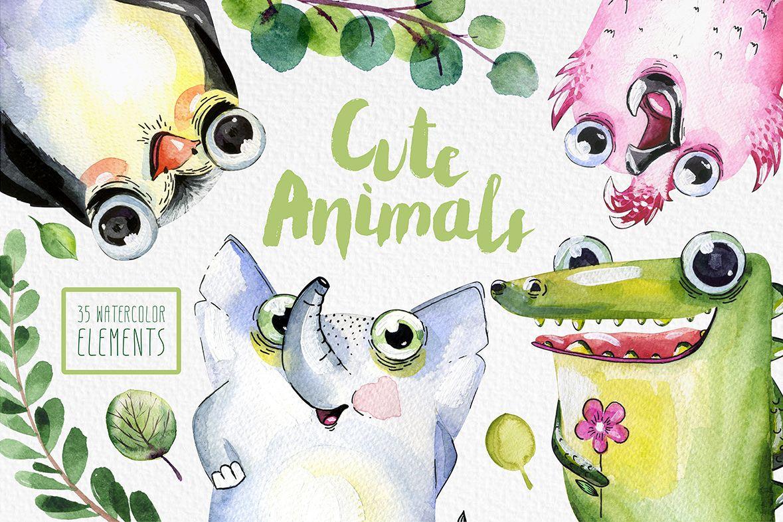 Cute Animals example image 1