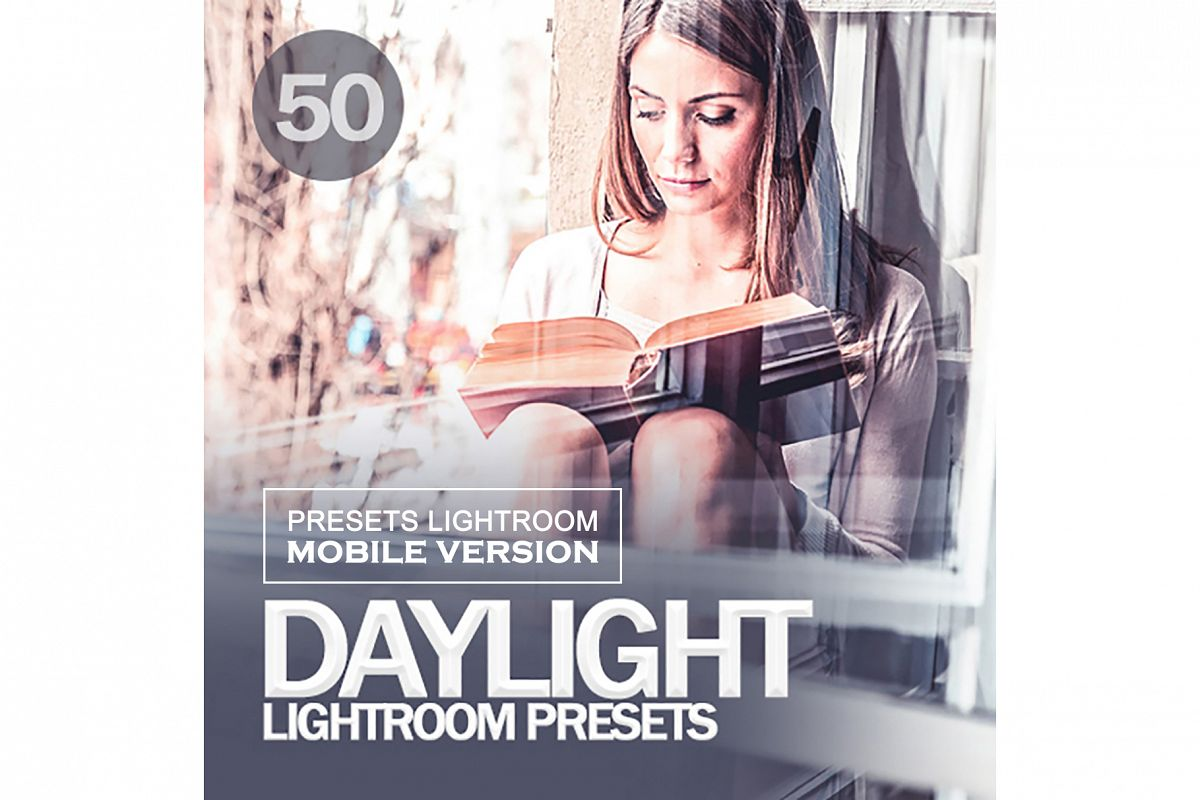 DayLight Lightroom Mobile Presets example image 1