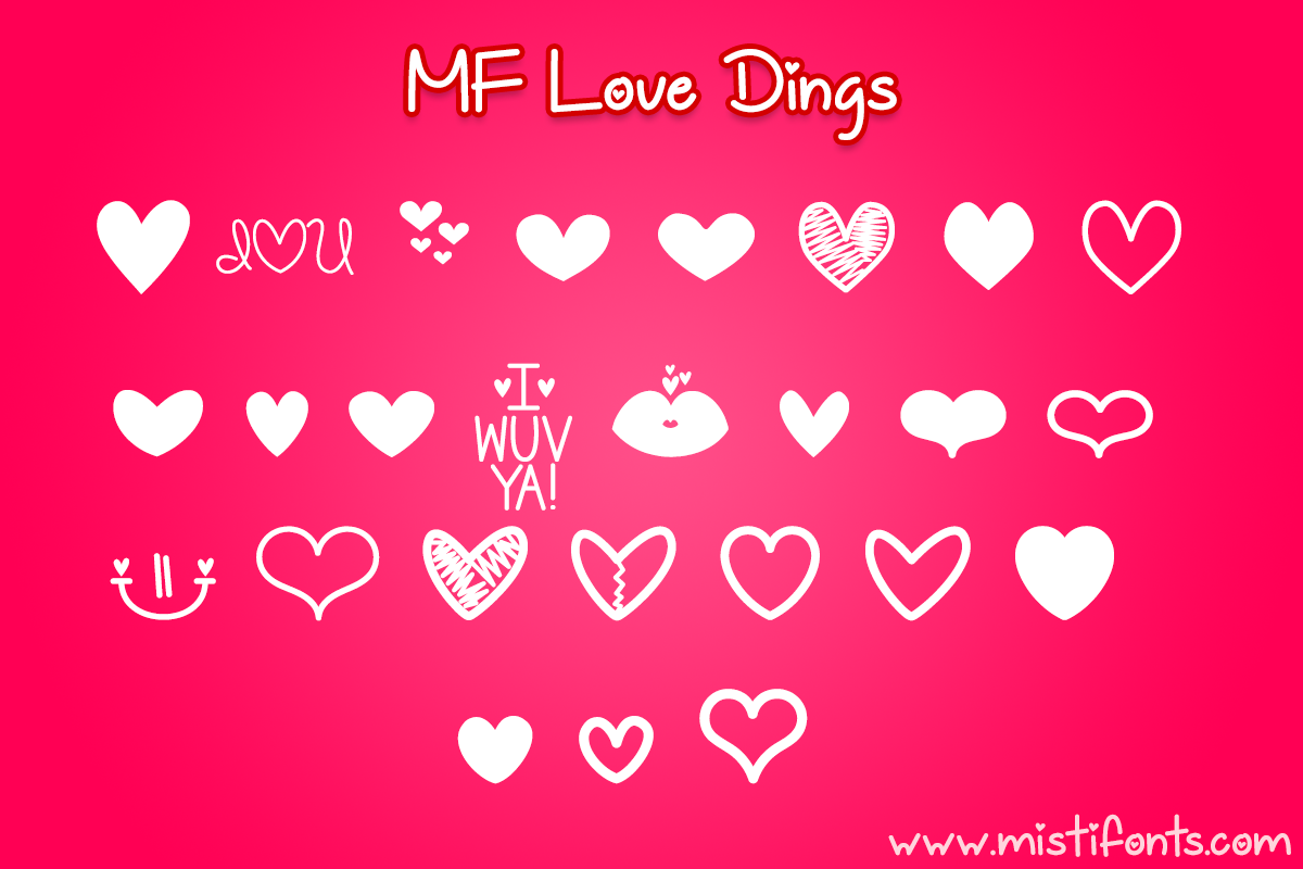 MF Love Dings example image 1
