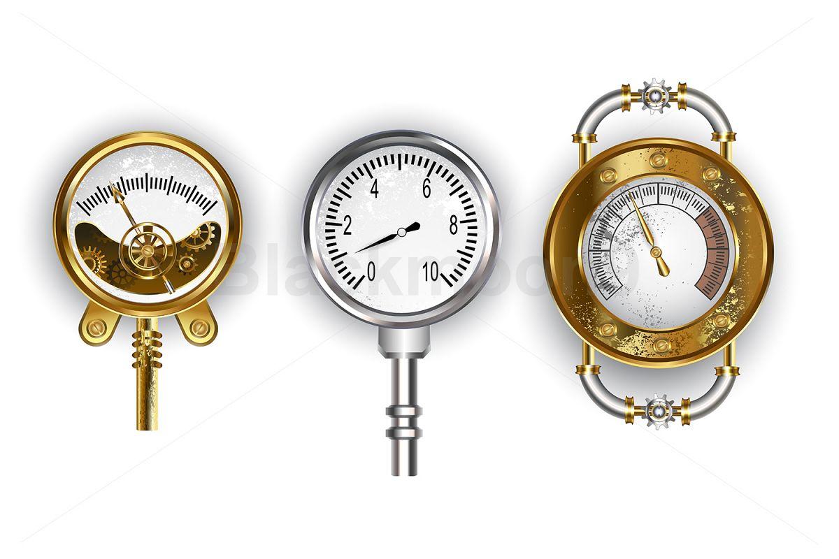 Three Manometers example image 1