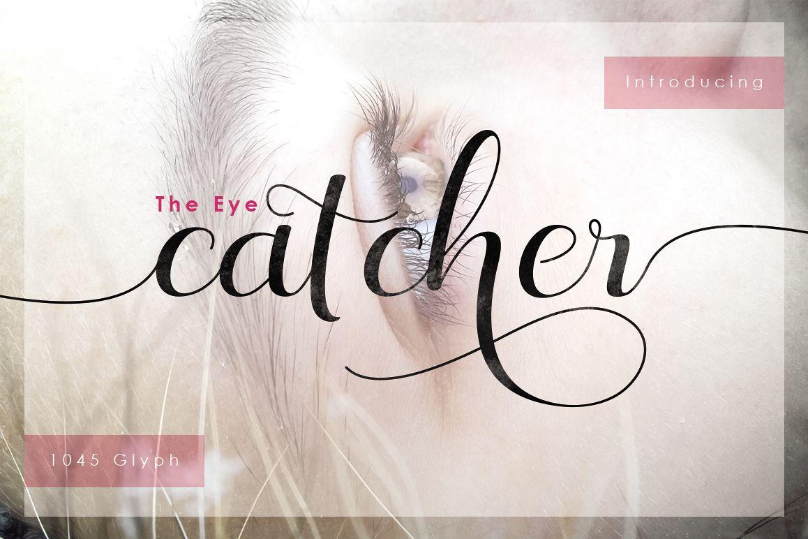 The Eye Catcher example image 1