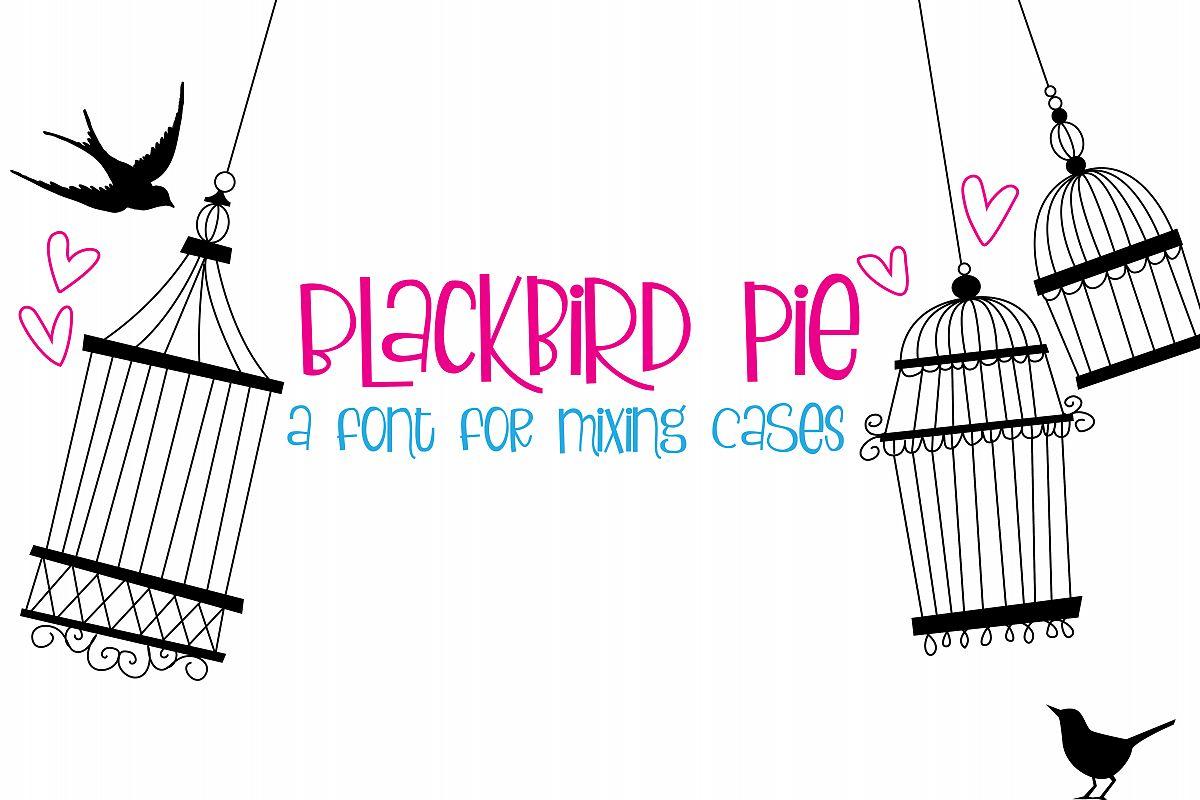 ZP Blackbird Pie example image 1