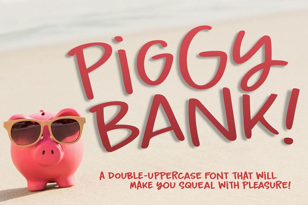 Piggy Bank example image 1