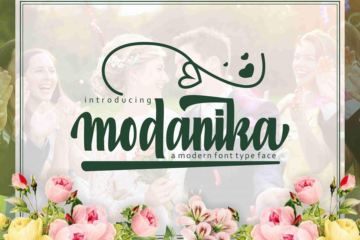 Modanika example image 1