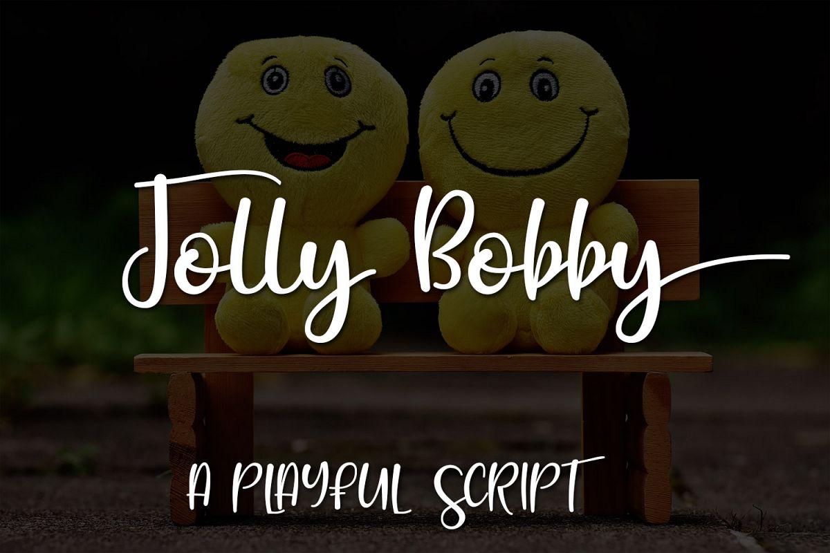 Jolly Bobby example image 1