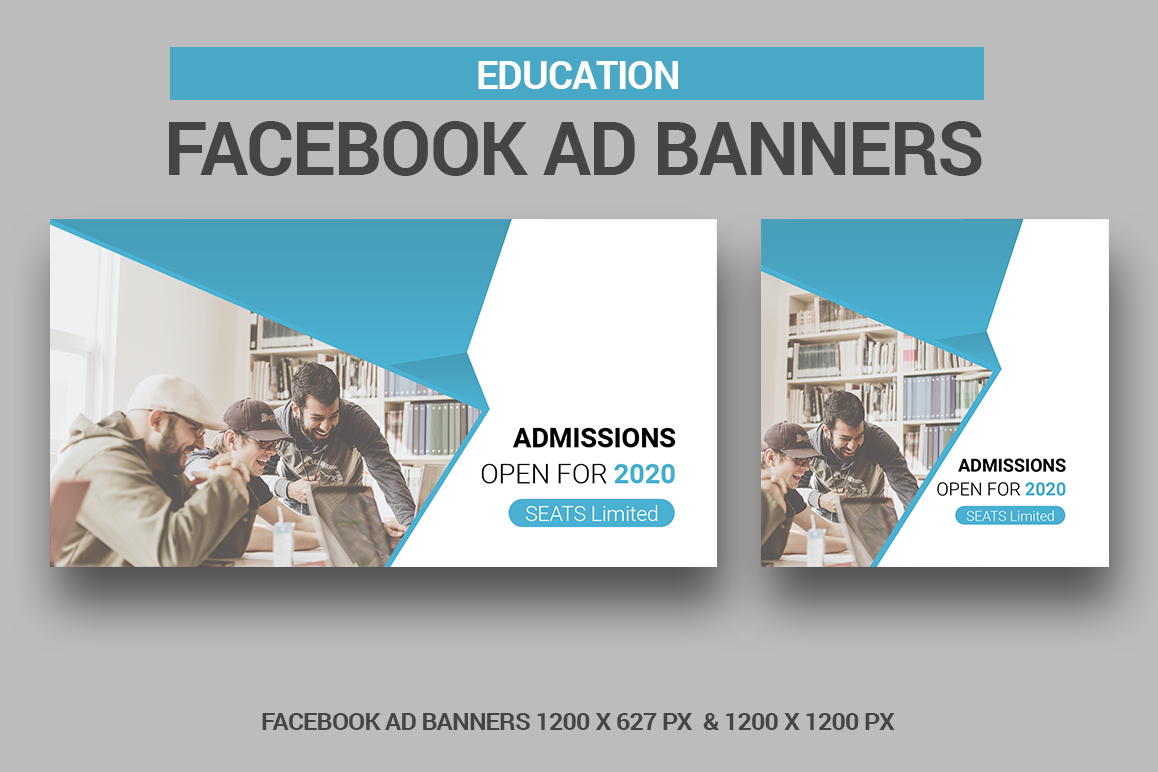 Education - Facebook Ads example image 1