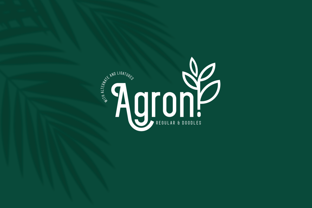 Agron example image 1