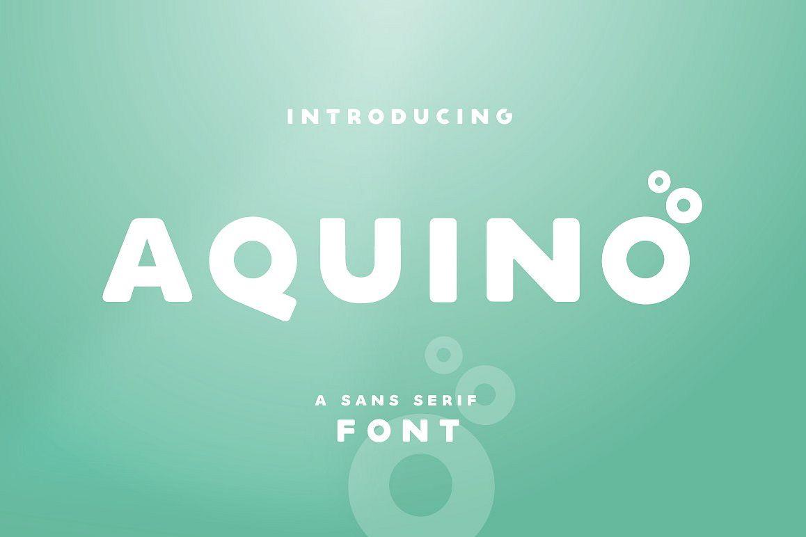 Aquino  example image 1