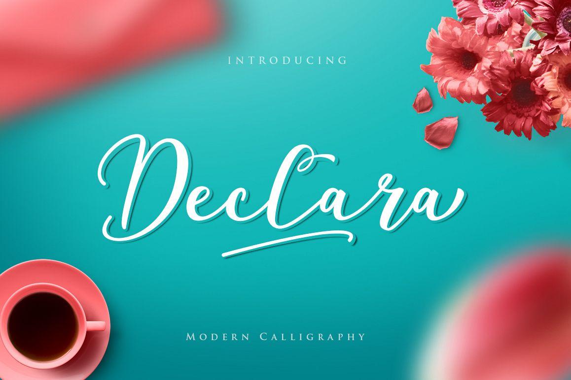 Declara Script example image 1