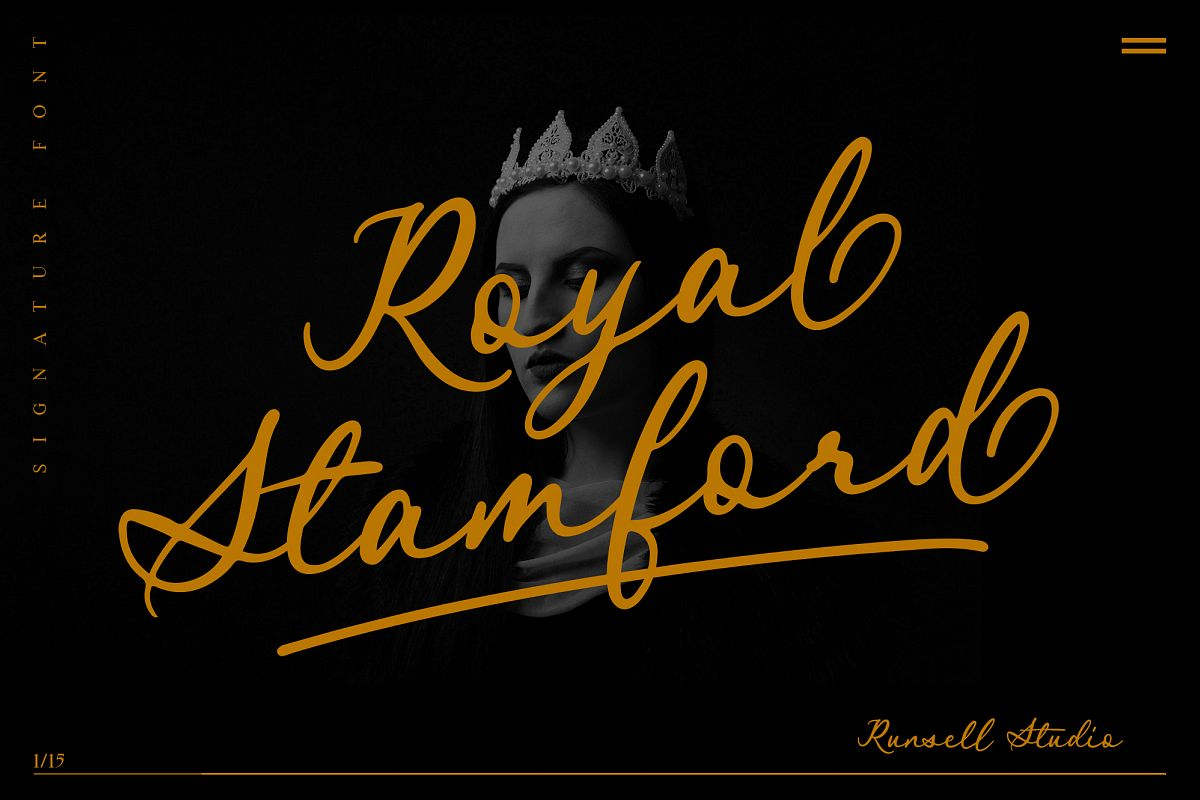 Royal Stamford example image 1