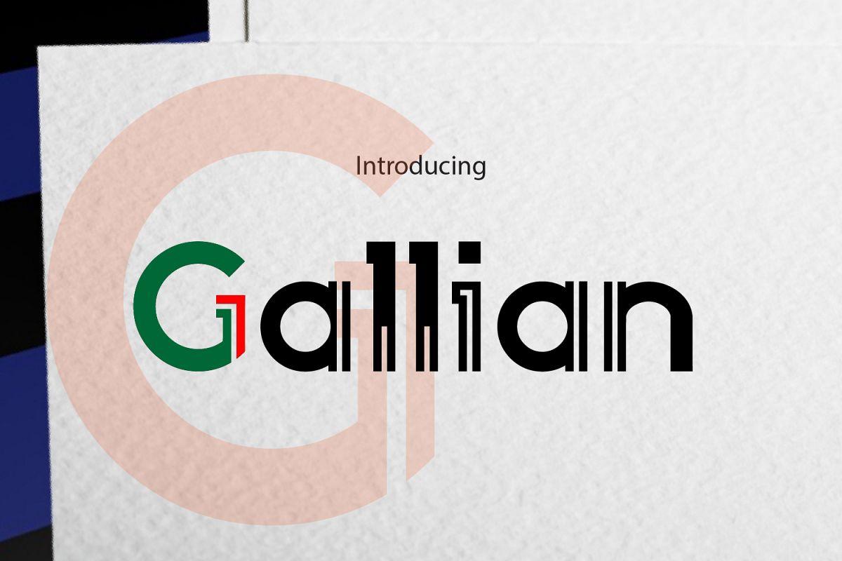Gallian example image 1