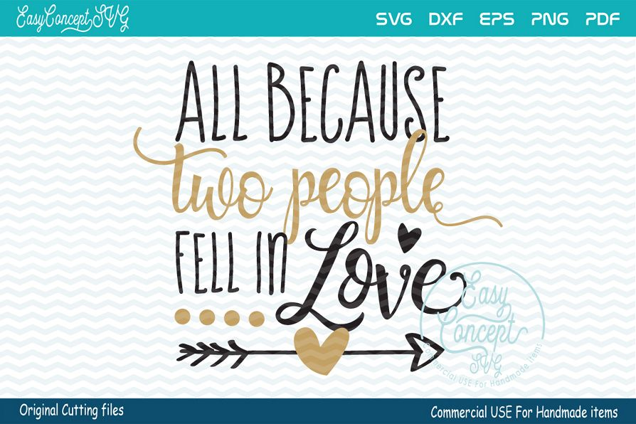 629ad91dc All Because Two People Fell In Love example image 1