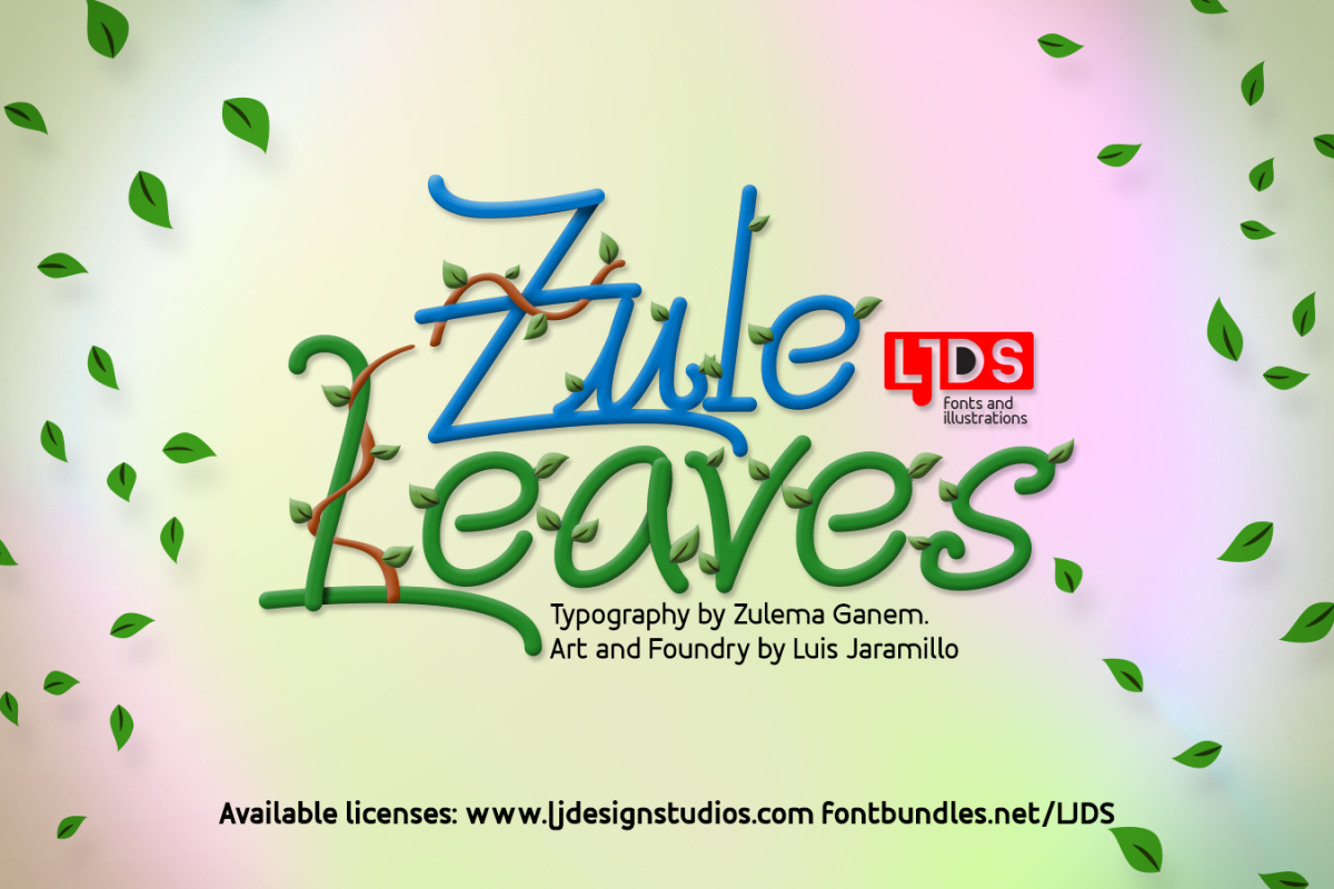 Zule Leaves example image 1